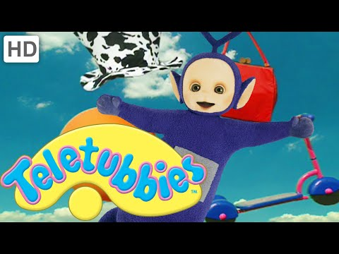 Teletubbies: Land Yachting - Full Episode video