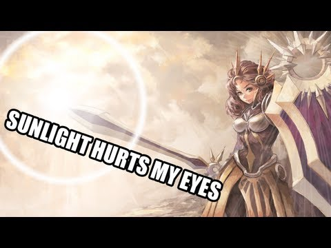 Sunlight Hurts My Eyes video