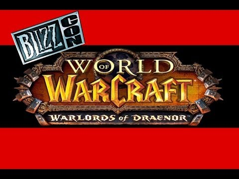 World of Warcraft Warlords of Draenor Announcement - Trailer - Blizzcon 2013