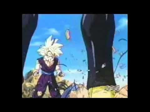 Dragon Ball Z Gohan Vs Cell Linkin Park In The End video