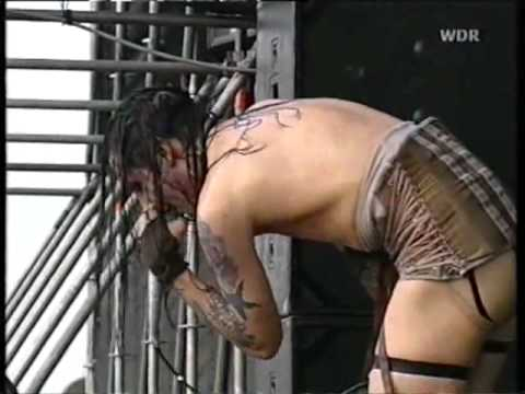Marilyn Manson - Live in Koln - 1997 (Full Show)