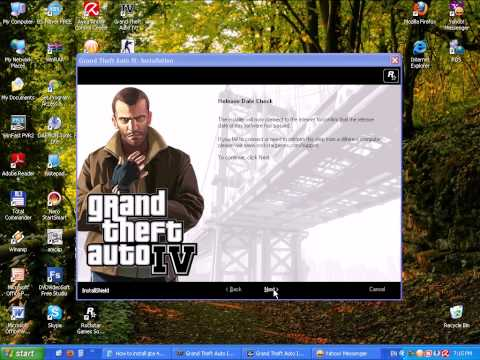 How To Download And Install GTA IV For Pc (torrent)