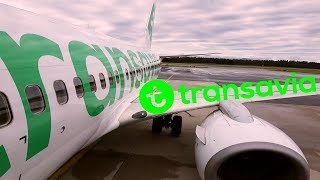 Transavia Airlines Review - Flying Dutch Low Cost