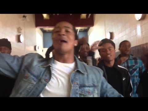 westside high School mAcon ga Harlem shake