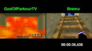 Bremu vs (Widz? :P) - Parkour Legends