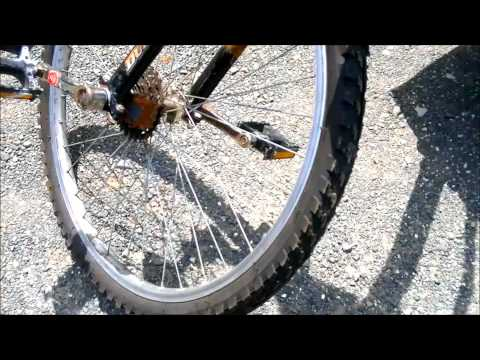 26' Mountain Bike Rear Drift Trike Wheel  Test Ride And Final Verdict  By JACEonDRIFT