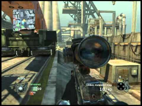 Xx_-PoOrN-_xX - Black Ops Game Clip