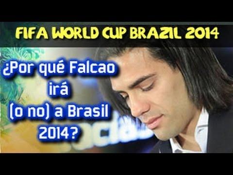 ¿Por qué Falcao irá (o no) a Brasil 2014?