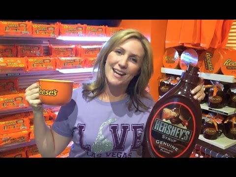 HERSHEY'S Chocolate World! Sweetspot Travel with My Cupcake Addiction