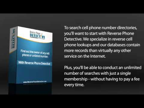 How To Find A Cell Phone Number Absolutly Free Online [Search Phone Number]