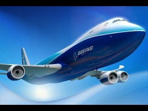 Полёт на PMDG Boeing 747- 400. FSX.