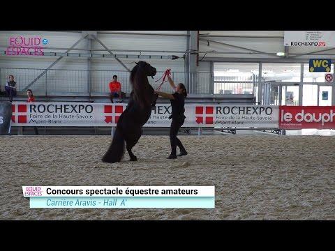 Concours-Spectacle amateurs - Equid'Espaces 2016