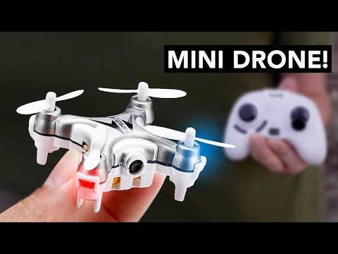 $30 Mini Drone Quadcopter with Camera & Night Vision! - Unboxing & Review