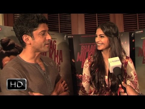 It Was A Great Opportunity To Experience Farhan As An Actor - Sonam Kapoor
