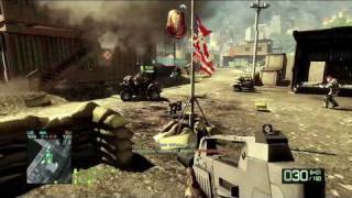 Battlefield Bad Company 2 - Panama Canal Gameplay HD