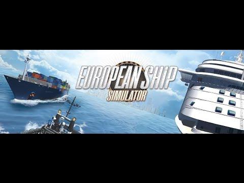 European Ship Simulator Pt.1 Tug my......BOAT!
