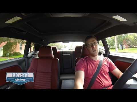 2013 Dodge Challenger R/T Redline Road Test Review by Blog of Speed