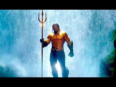 'Aquaman' Official Extended Trailer (2018) | Jason Momoa, Amber Heard thumbnail