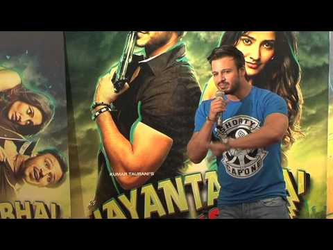 Vivek Oberoi - Neha Sharma At Jayanta Bhai Ki Luv Story Press Conference video