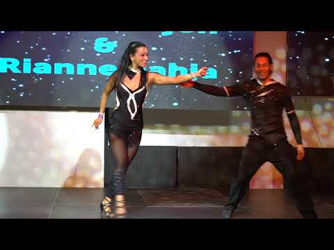 BDF2018 Rianne and Lorenzo in performance ~ video by Zouk Soul