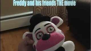 Freddy and his friends the movie 🎥 horror movie