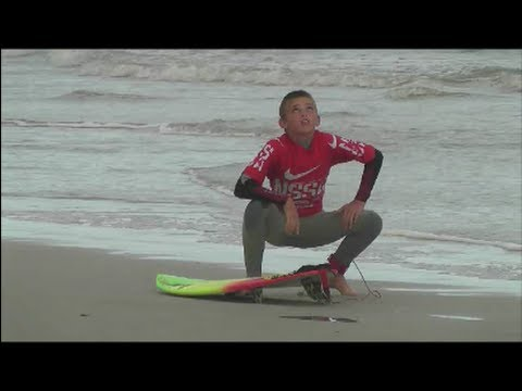 NSSA East Coast Surf Contest 2012