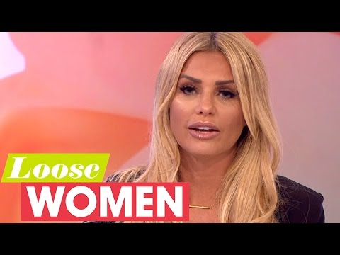 Katie Price Talks Cellulite | Loose Women