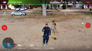 DJI Mavic Air Quickshot Modes Field Test