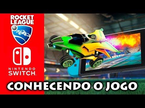 Rocket League - Perna de pau até mesmo de carro