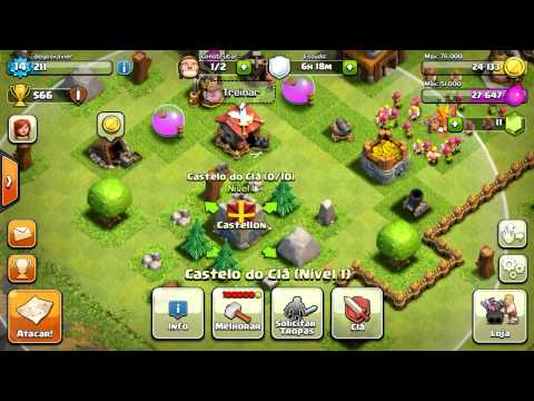 Clash of Clans - Jogo divertido e genial no android - APK - Android Zone Blog