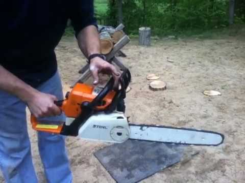Stihl 021 - MS 210 Easy2Start Chainsaw