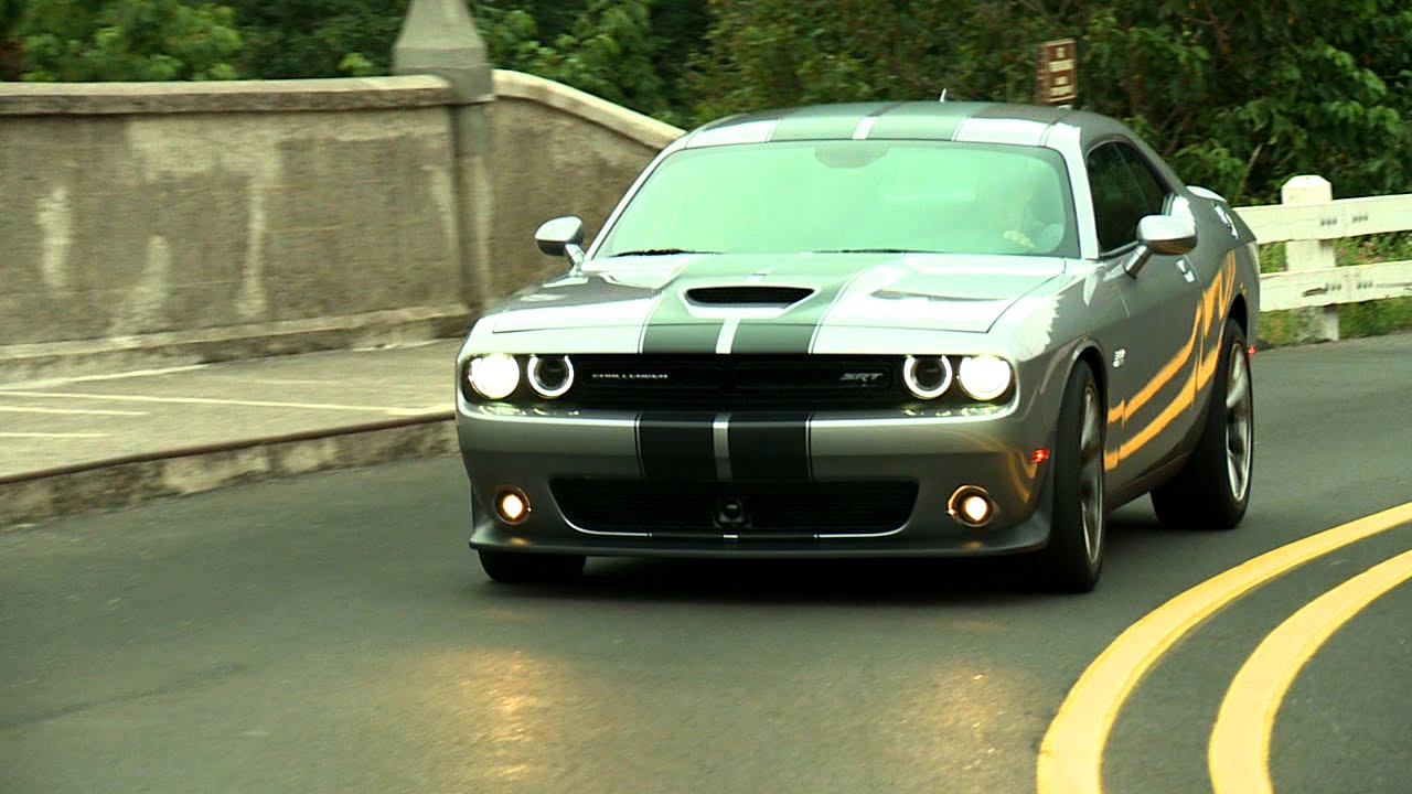2015 Dodge Challenger Srt 392 Youtube