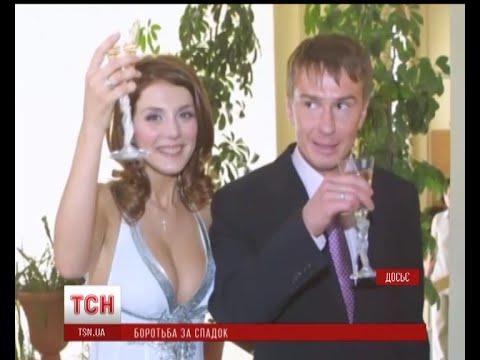 Ганна Седокова воює за спадок з вдовою Валентина Белькевича