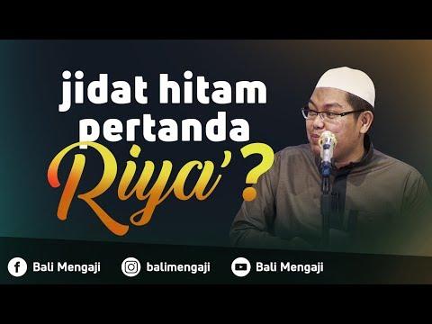 Video Singkat: Jidat Hitam Pertanda Riya? - Ustadz Dr. Firanda Andirja, MA