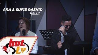 download lagu Sufie Rashid & Ara - Hello Live - Jamming gratis