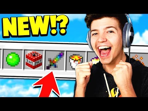 THE NEW Minecraft BEDWARS UPDATE...?