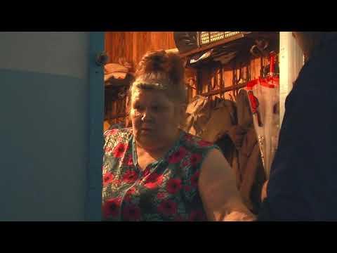 2 девочки выпали из окна, Коминтерновский  Место происшествия 03 05 2018