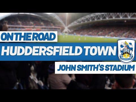On The Road - HUDDERSFIELD TOWN @ JOHN SMITH'S STADIUM