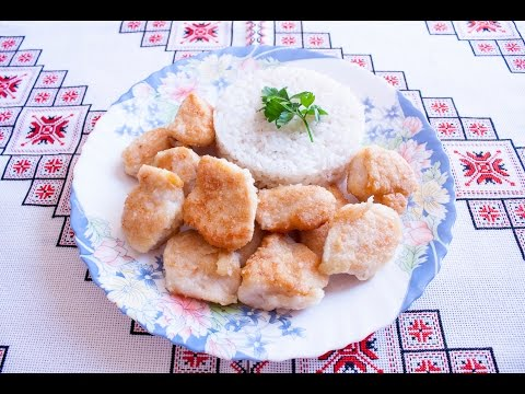 Как приготовить мясо курицы - видео