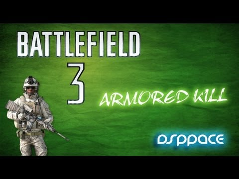 Battlefield 3 - Armored Kill - Novo DLC