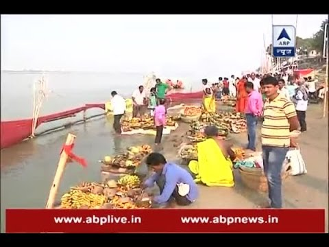 Chhath Pooja: Watch how people are offering prayers and celebrating festival in full vigou