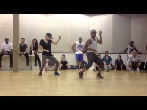 Ciara- Body Party Choreography By: Hollywood video