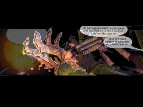 Ultimate Doctor Doom Origin Motion Comic Video