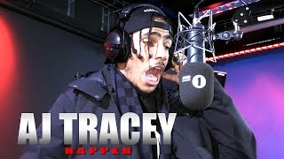 AJ Tracey - Fire In The Booth (Part 2)