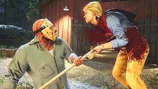 YOU CANNOT ESCAPE JASON! (Friday the 13th)