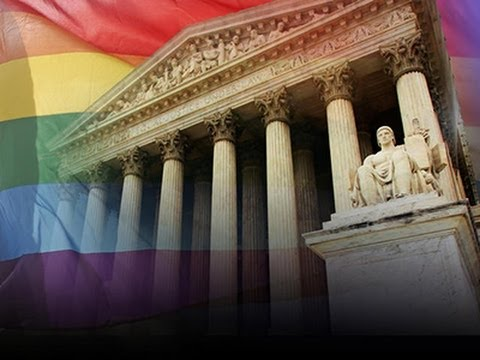 Explaining the Supreme Court on Gay Marriage