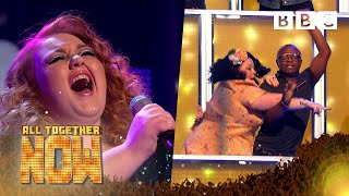Adele tribute act Rachel blasts out Dreamgirls classic - All Together Now