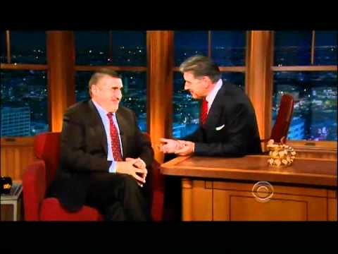 Craig Ferguson 5/24/12D Late Late Show Alfred Molina XD