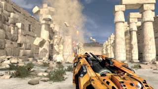 Serious Sam 3 BFE HD Weapons Video Game Trailer - PC