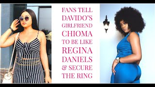 Regina Daniels & Davido's Girlfriend Chioma Who Is Smarter?